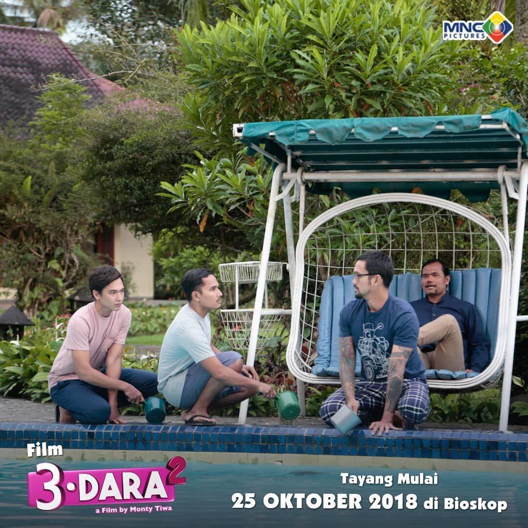 Pesan dari Film '3 Dara 2', Cocok Buat Kamu yang Sebentar Lagi Menikah