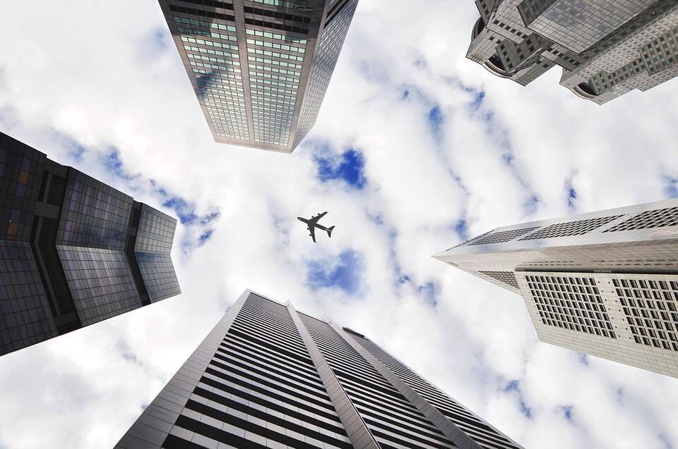 Pesawat Merupakan Transportasi Paling Aman Lho