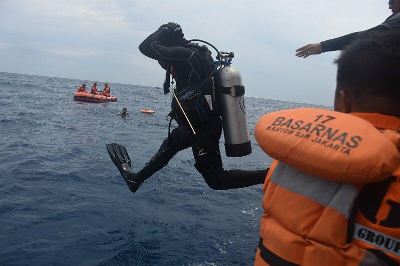 Cari Badan Pesawat Lion Air JT 610, TNI AL Kerahkan Alat Selam Canggih
