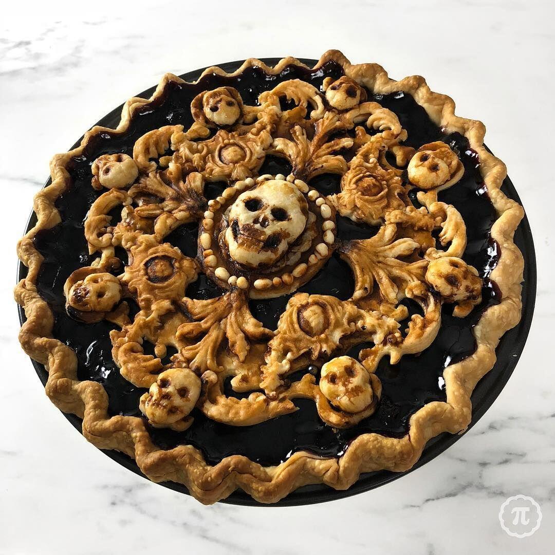 Unik, 20 Makanan Bertema Halloween Ini Kreatifnya Gak Masuk Akal