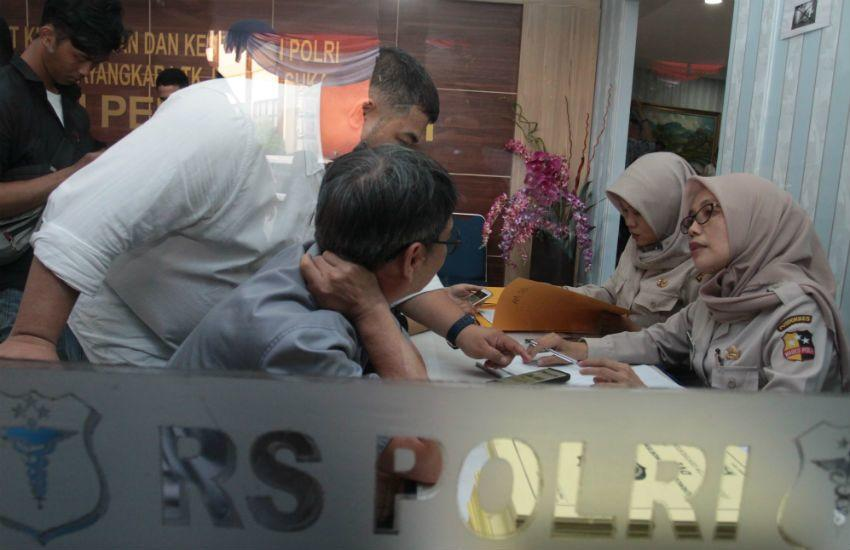 26 Kantong Jenazah Korban Lion Air Belum Bisa Diidentifikasi