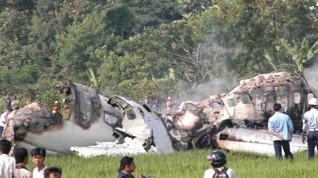 Belajar dari Catatan Insiden, Ini 4 Penyebab Utama Kecelakaan Pesawat