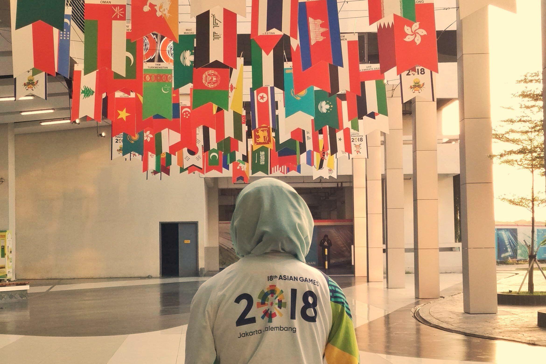 Ini Lho 6 Pelajaran Berharga dari Para Relawan Asian Games 2018