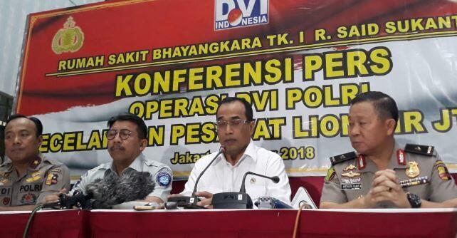 Kementerian Perhubugan Akan Inspeksi Pesawat-pesawat Lion Air