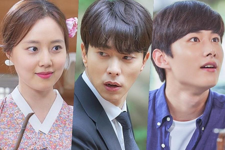 6 Drama Korea Genre Romantis Ini Mulai Tayang Bulan November 2018