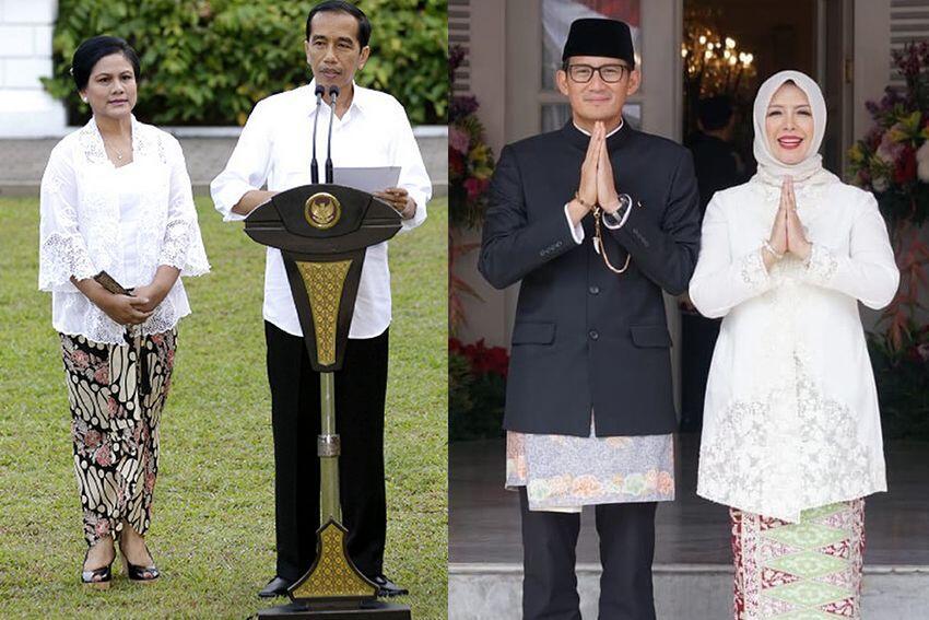Adu Gaya Style Fashion Bu Iriana Vs Bu Nur Asia, Sama-sama Berkelas!