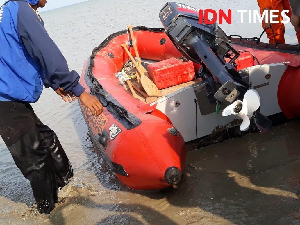 Pencarian Korban Lion Air JT 610 Terkendala Lumpur