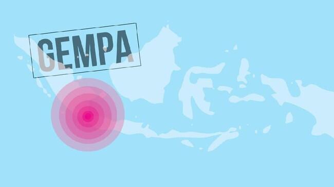Gempa 5,2 SR Guncang Banten, Tak Berpotensi Tsunami