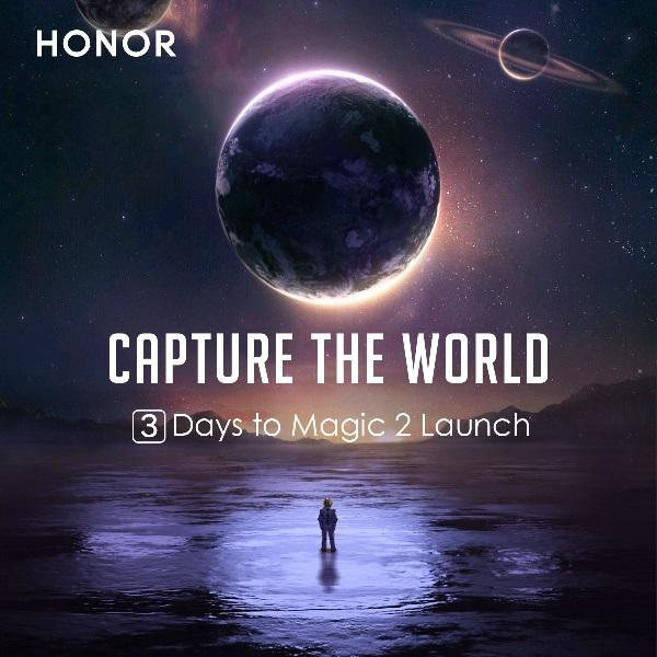 Honor Magic 2: Lead The Future
