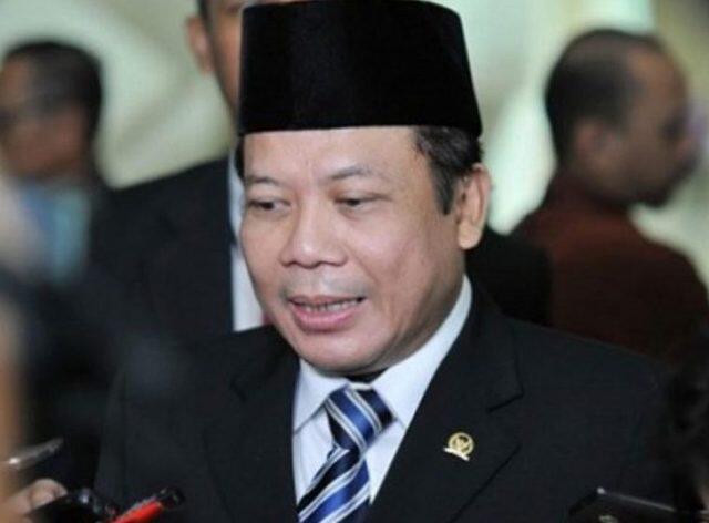 KPK Tetapkan Wakil Ketua DPR Taufik Kurniawan Sebagai Tersangka