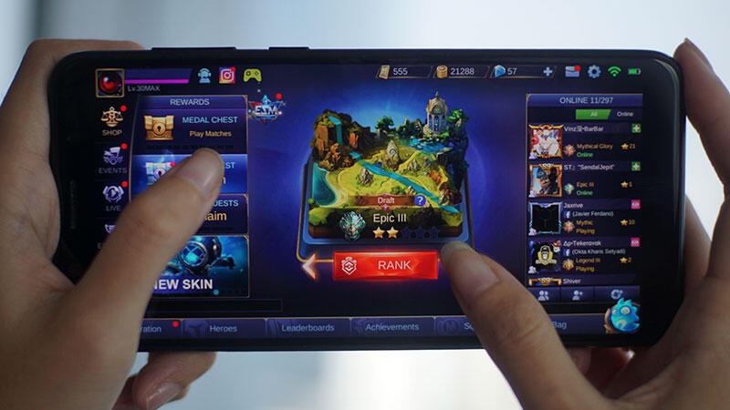 5 Mid-range Phone untuk Taklukan Mobile Esport