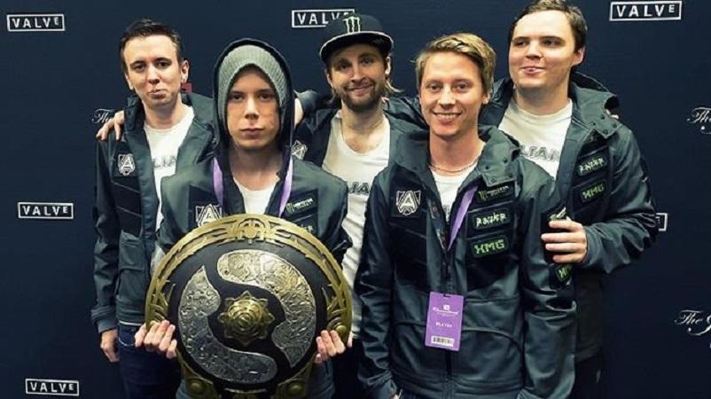 5 Team Dota 2 yang Paling Sering Gigit Jari Walaupun Sudah Rombak Pemainnya