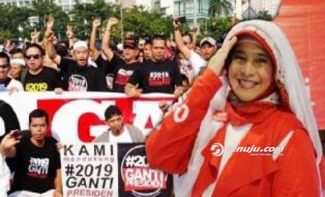 Relawan #2019GantiPresiden Bantah Sebarkan Hoax Lion Air JT 610