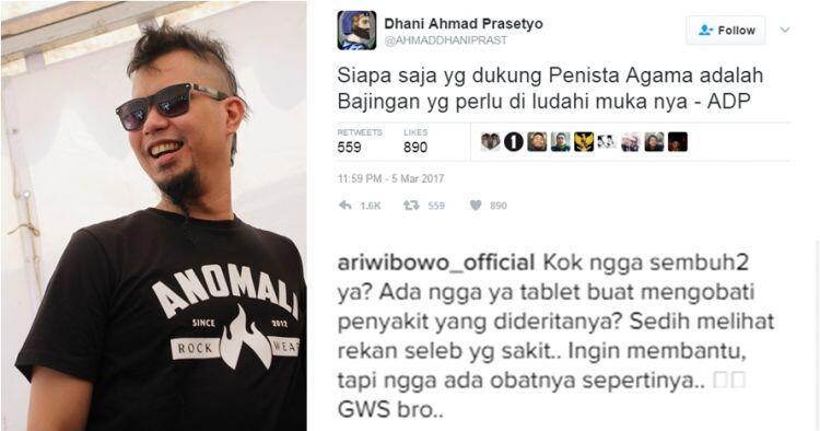 2 Ahli Pidana Nilai Cuit Ahmad Dhani Tak Kandung Ujaran Kebencian