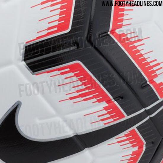 Penampakan Bola Nike Merlin 18/19 Hi-Vis