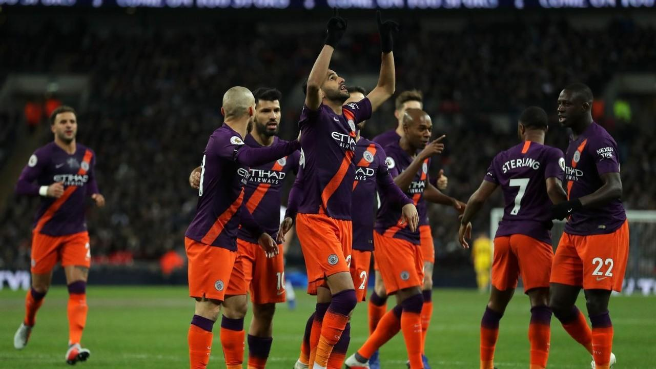 Momen Gol Anak untuk Bos Leicester City