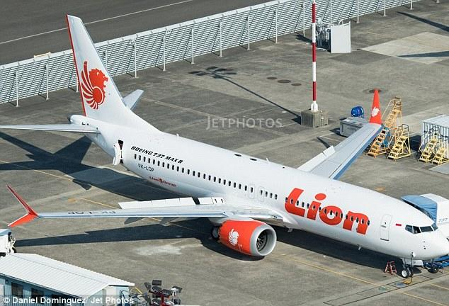 Pesawat Lion Air Jatuh, Saham Boeing Anjlok 6,59 Persen