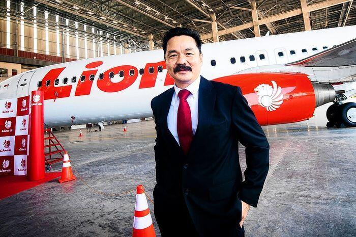Siapa Pemilik Lion Air? Ini Dia Orangnya