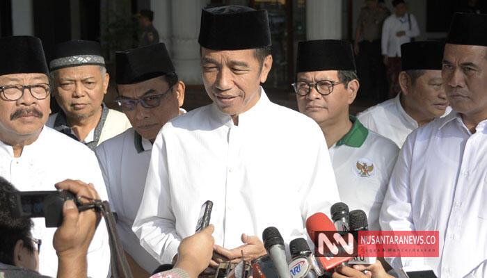 Jokowi Dinilai Kampanye Terselubung di Jembatan Suramadu