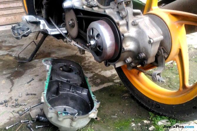 7 Bahaya Sering Bongkar Karburator Motor | Speedpartsrus