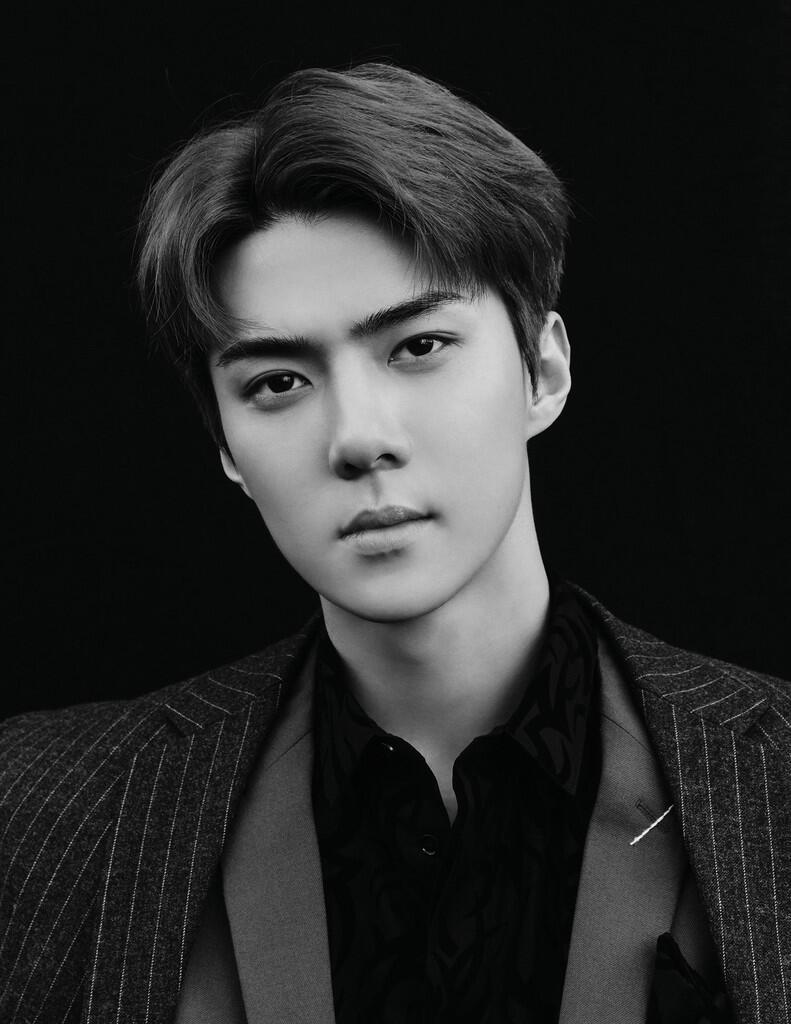 Sehun Jadi Penutup Teaser Foto Individual Comeback Album ke-5 EXO