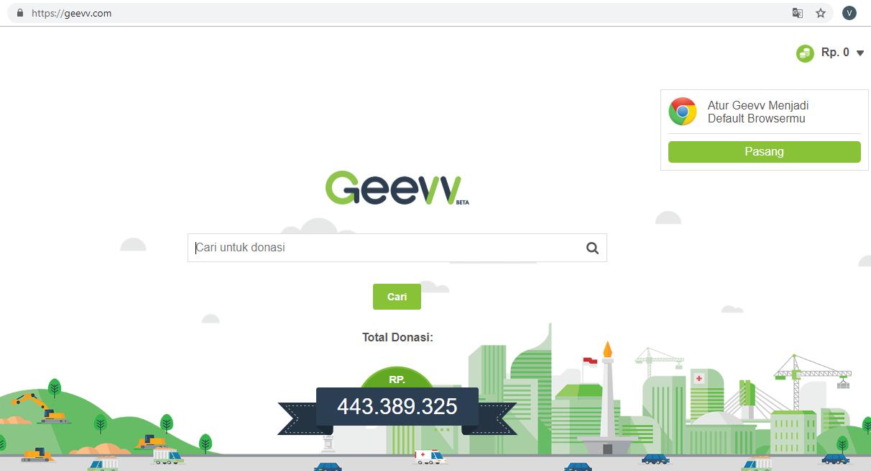 Apakah Geevv Layak Di Setarakan Dengan Google?