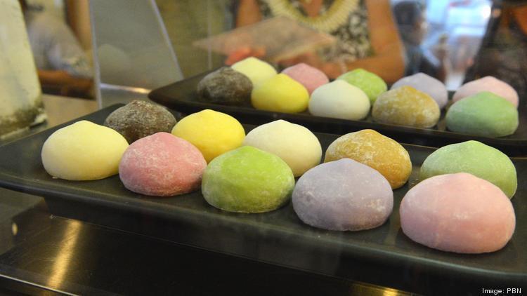 Resep dan cara membuat es krim - Mochi ice cream khas jepang