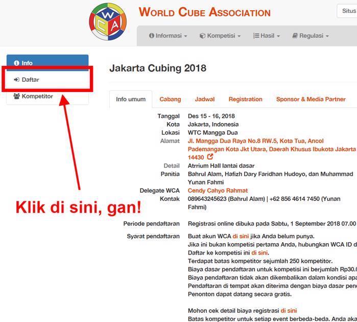 Berani Adu Cepat Menyelesaikan Kubus Rubik di Jakarta Cubing 2018?