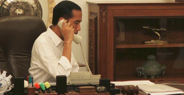 Jokowi: Kita Telepon Menlu Saudi Protes Eksekusi Mati TKI Tuti