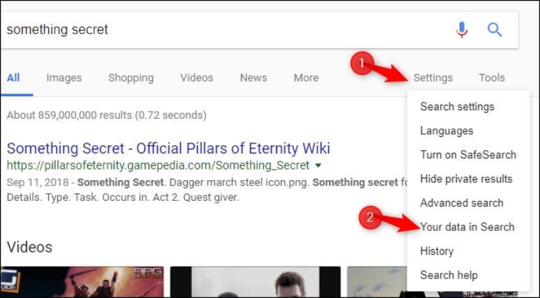 Cara Cepat Mengahapus Search History Pada Browser Chrome
