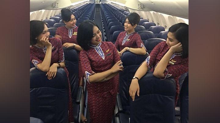 Foto Pramugari Cantik Korban Tragedi Lion Air