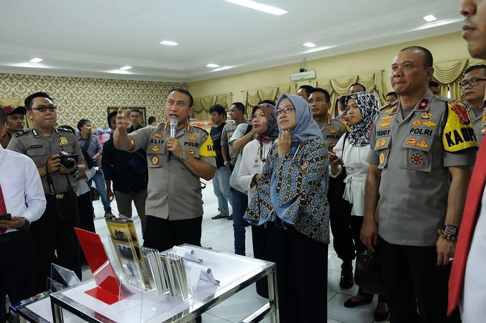 Kementerian PANRB Lakukan Studi Kelayakan Dua Polda Naik Tipe A