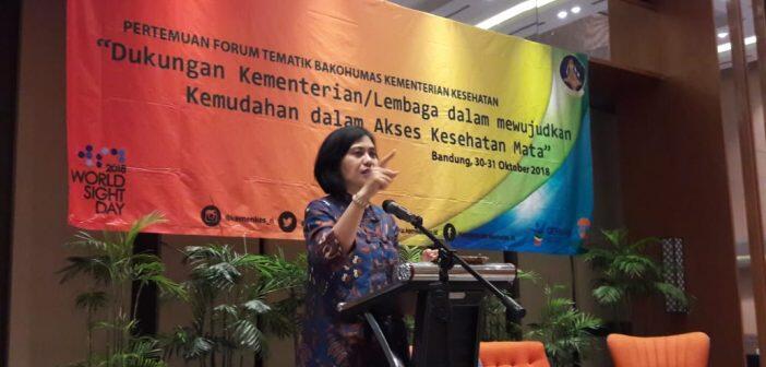 Indonesia Perlu Mewaspadai Tren Gangguan Penglihatan