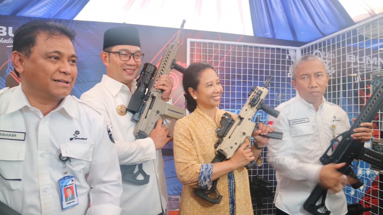BUMN Kembangkan Inovasi, Menteri Rini Dorong Mampu Bersaing di Pasar Global