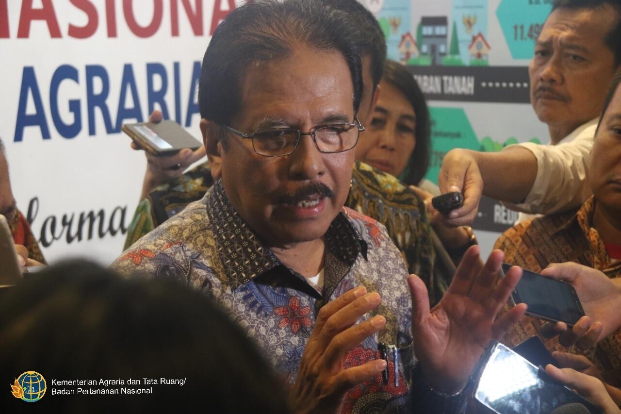 Pemerintah Satukan Gerak untuk Percepatan Reforma Agraria