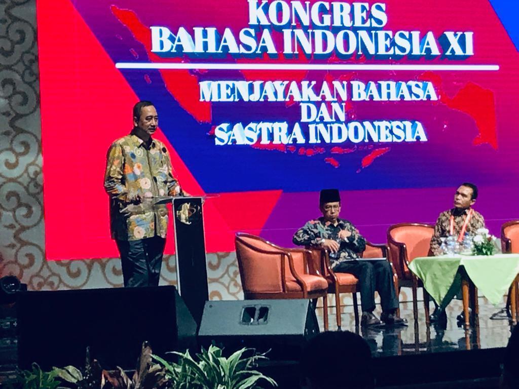 Raih Bahasa Internasional, Perlu Tambah 8.000 Kosa Kata Bahasa Indonesia