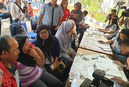 Kemensos Mengerahkan Tagana untuk Evakuasi Insiden Lion Air