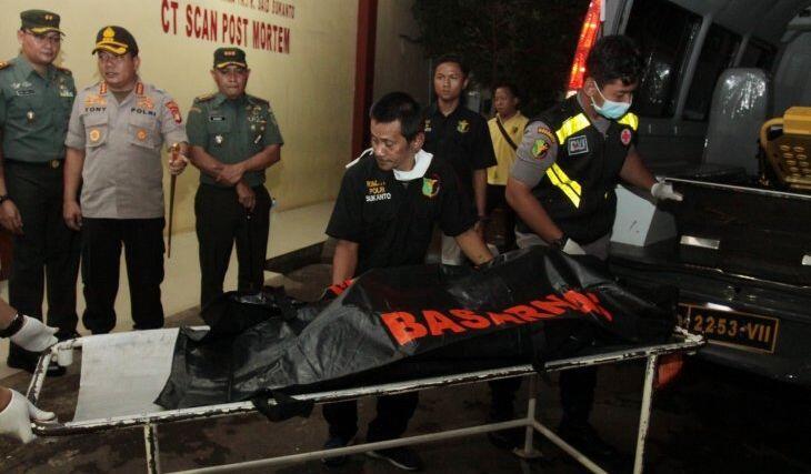 [UPDATE] RS Polri Terima 48 Kantong Jenazah Lion Air JT 610