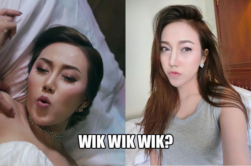 """11 Potret Manis Penappa Naebchid yang Viral Lewat Lagu """"Wik Wik Wik"""""""
