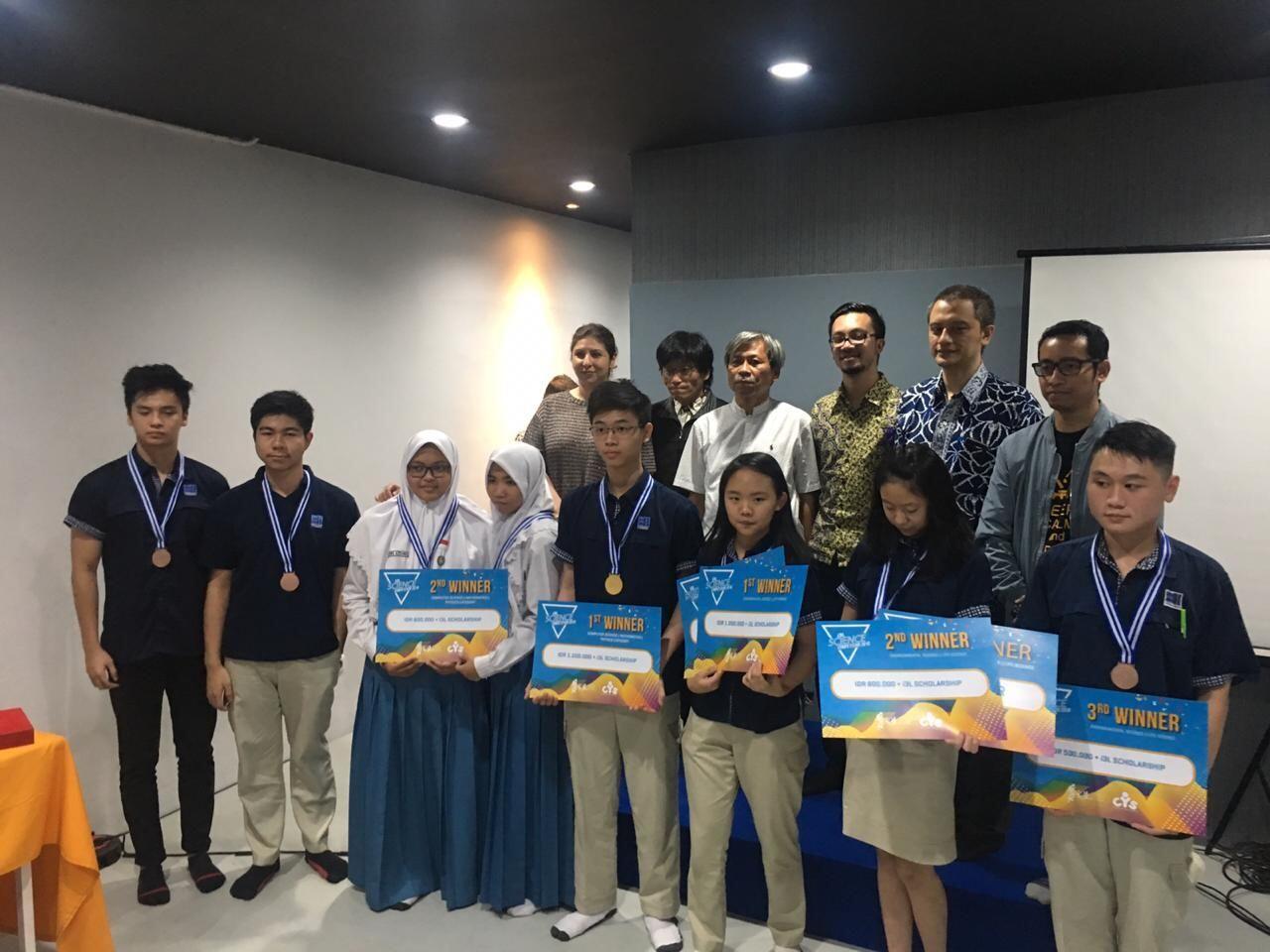 Super Kreatif! Pameran Karya Sains Siswa Se-Jawa Timur oleh Krya.id