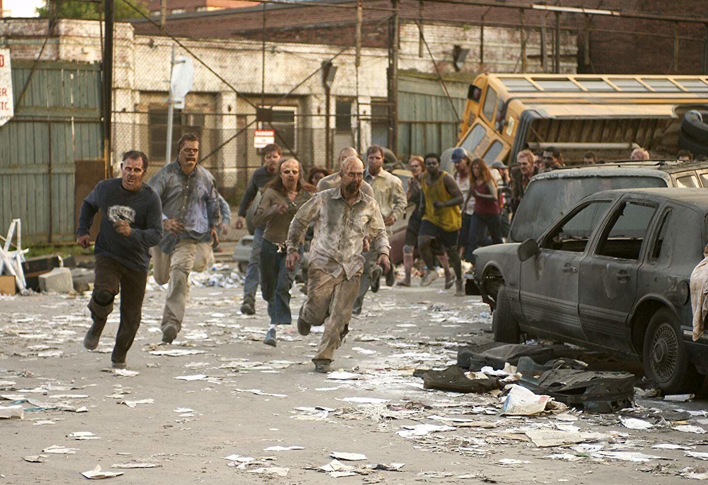 5 Film Zombie Era 2000-an yang Sukses Bikin Kamu Was-was Keluar Rumah