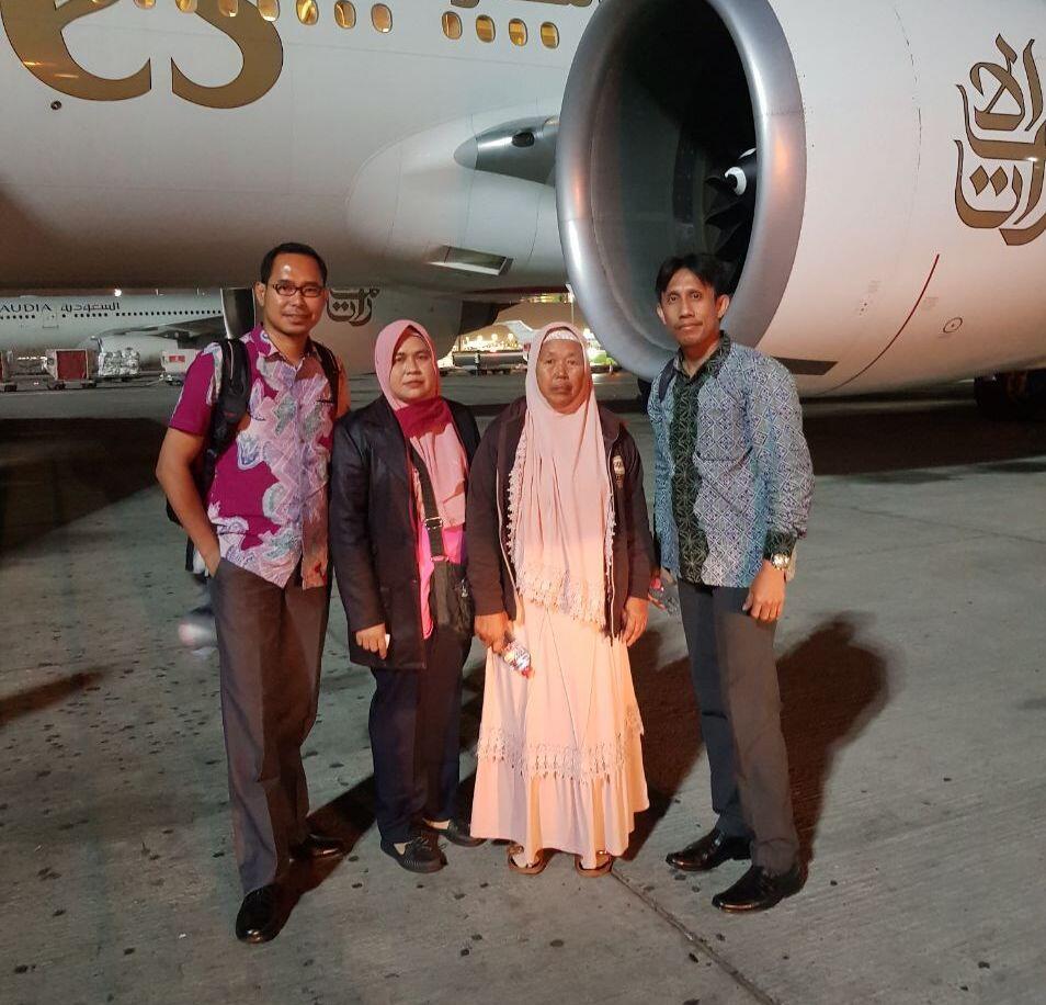 Jokowi Sesalkan Eksekusi Mati Tuti di Arab Saudi Tanpa Notifikasi