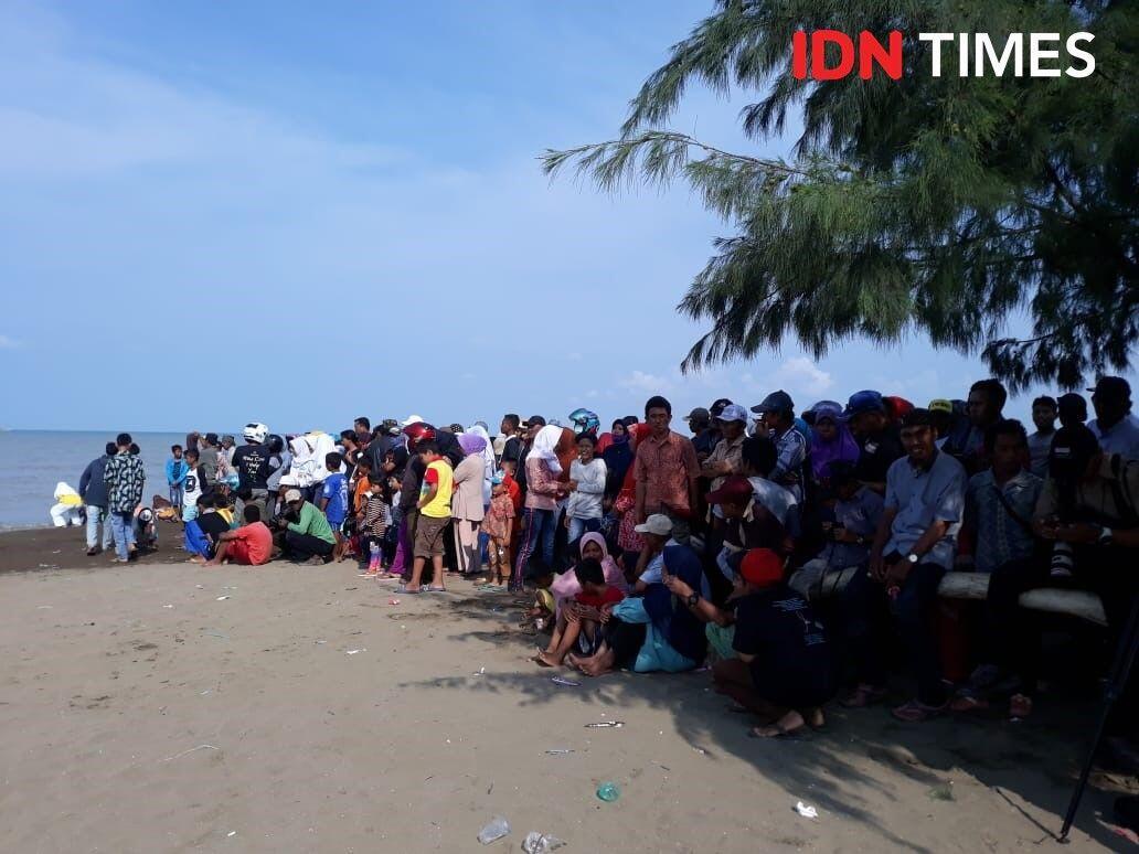 Lokasi Jatuhnya Lion Air JT 610 Disebut Warga Terkenal Angker