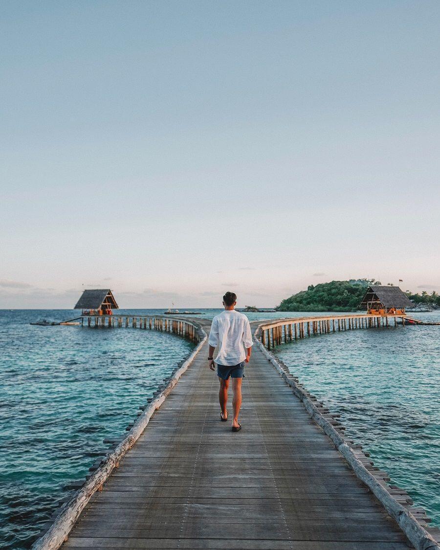 Percaya Gak, 7 Surga Alam Indonesia Ini Lebih Indah dari Maldives Lho