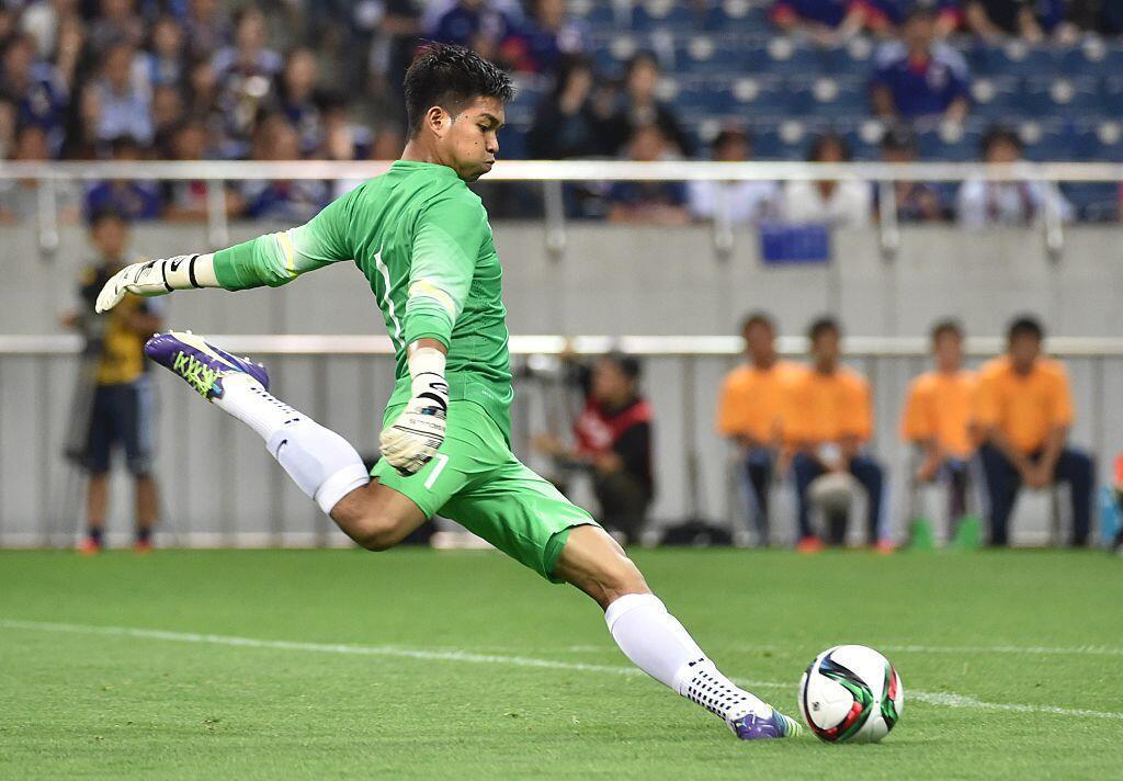 Piala AFF 2018: Kiper Singapura Akui Kehebatan Timnas Indonesia