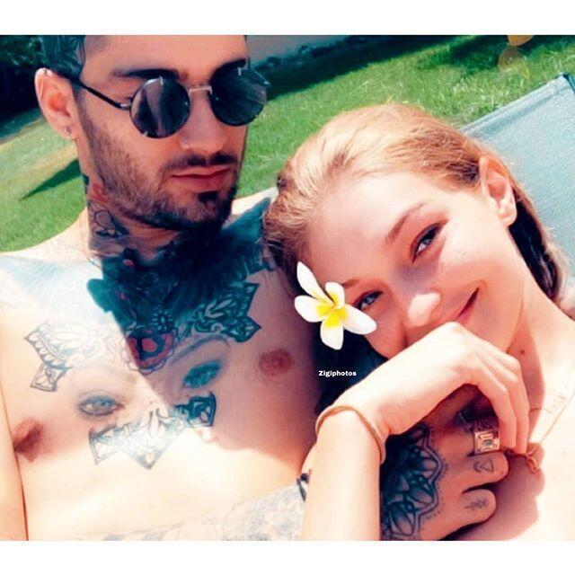 10 Potret Hubungan Gigi Hadid dan Zayn Malik Setelah Umumkan Putus