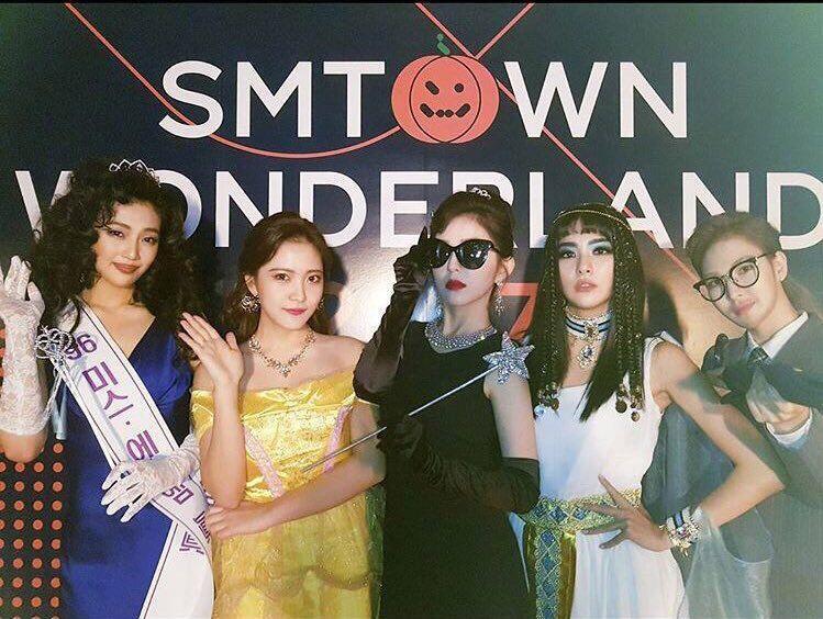 8 Kostum Halloween Paling Unik ala Artis Korea, Berani Menirunya?