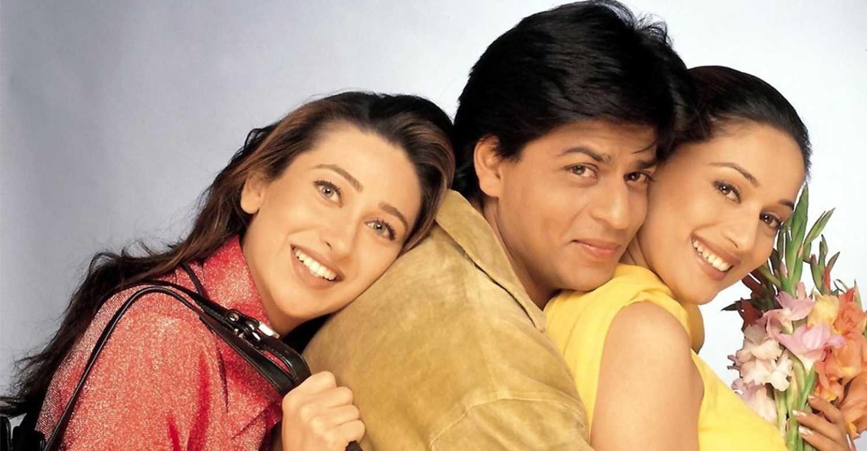 Ini 5 Film Terbaik Shah Rukh Khan Bertemakan Cinta Segitiga