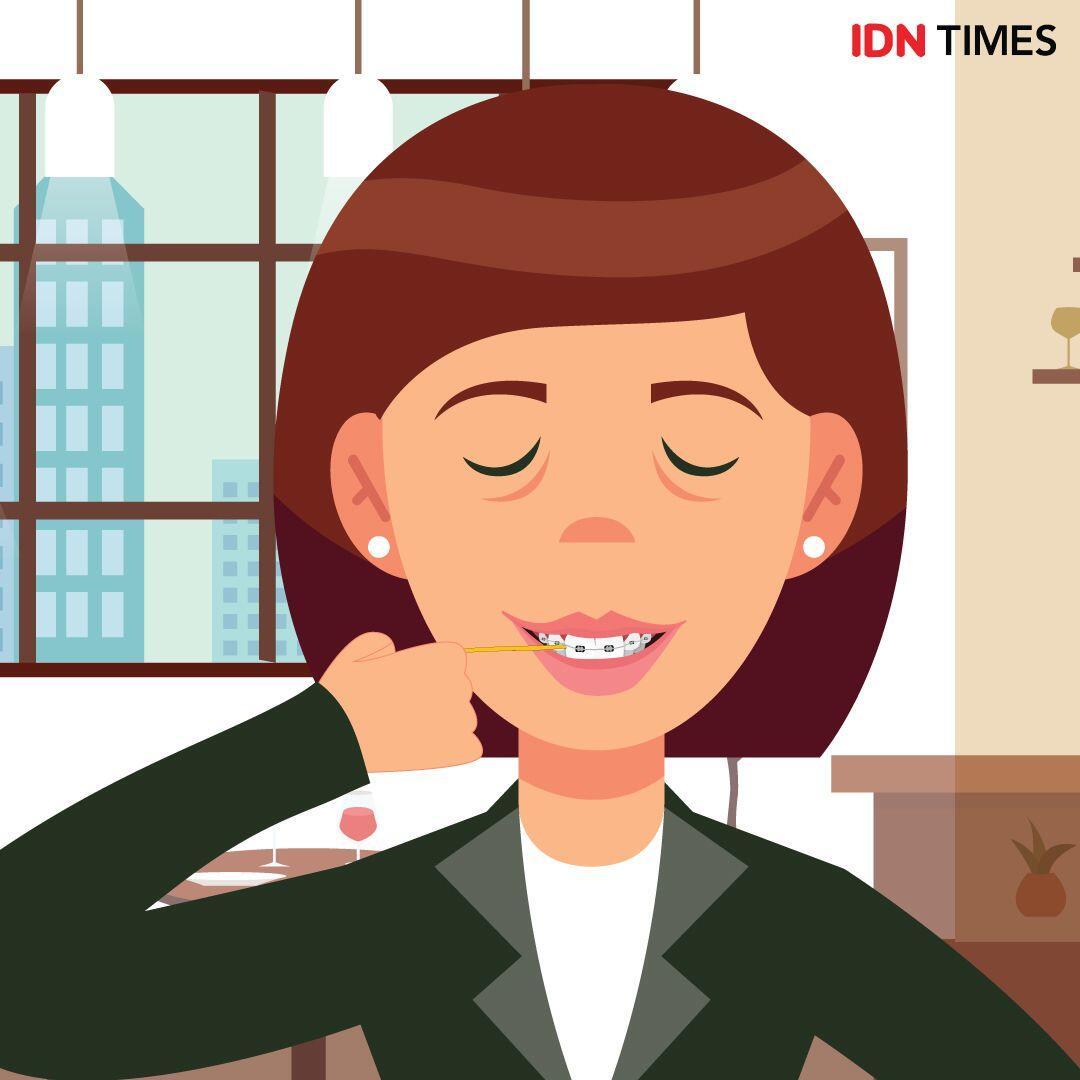 10 Suka Duka Kocak yang Hanya Dialami Si Pengguna Behel, Kamu Juga?