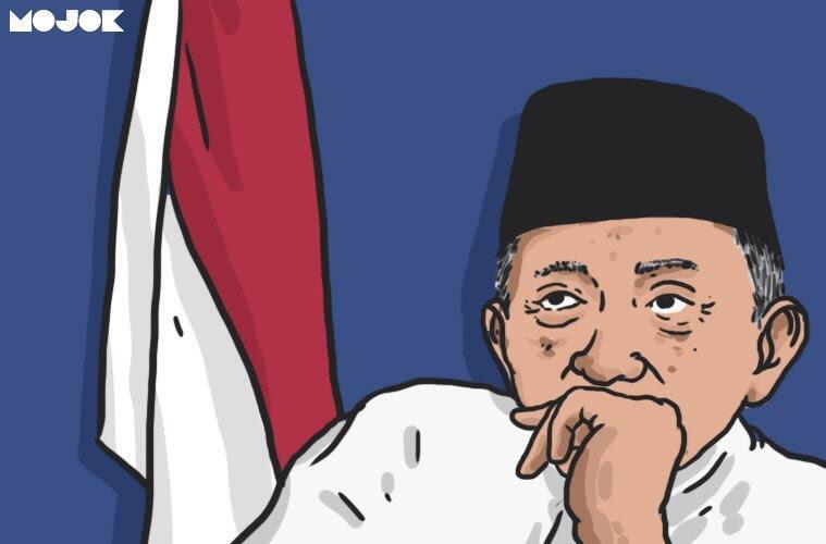 Amien Rais Ingatkan KPK Tidak Tebang Pilih, Waketum PAN Malah Jadi Tersangka Korupsi